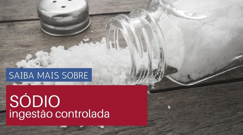 Dietas com restrição de sal – sódio