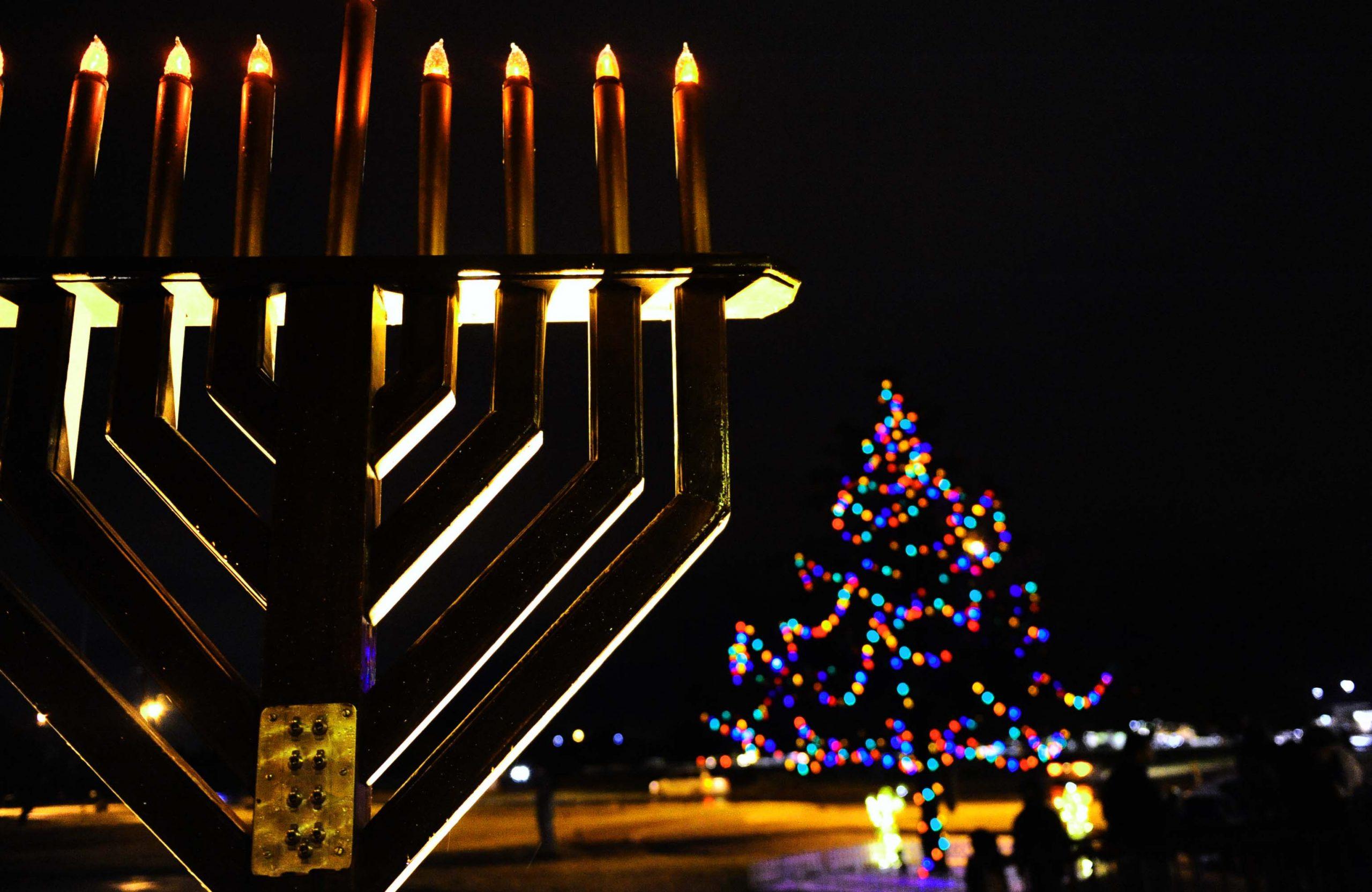 Boas Festas: Feliz Natal, Feliz Chanuká e Feliz Ano-2020